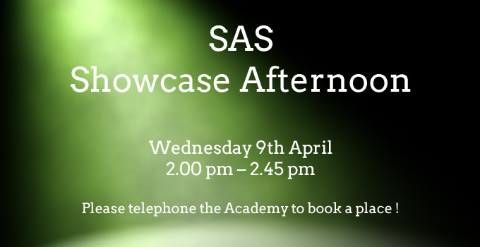 sas showcase